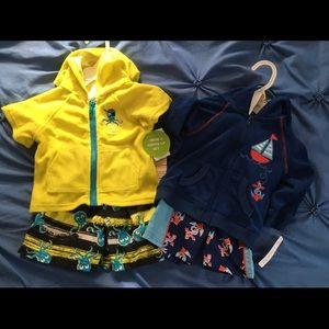 Other - Infant Baby Boy Swimwear
